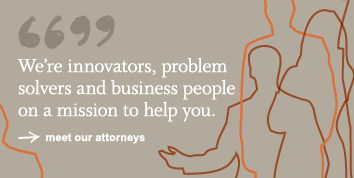 We're innovators, problem solvers and business people on a mission to help you.